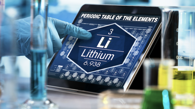 The World Could See a Lithium Supply Crunch
